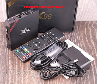 ТВ-приставка Android TV Box X96 S905W