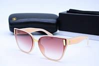 Солнцезащитные очки квадратные Ch 0346 роз