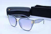 Солнцезащитные очки квадратные Ch 0346 серые