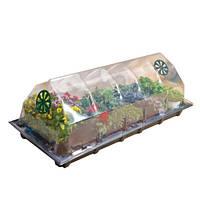 Теплица маленькая Sun Tunnel 3*1,5 mini GH (110х50х50см) Только Крышка
