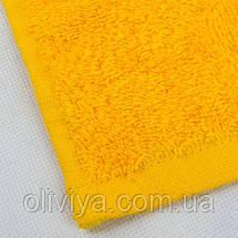 Полотенце для лица (желтое), фото 3