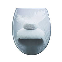 Крышка для унитаза с микролифтом Harmony AWD02181391