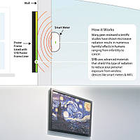 Экранирующия подкладка для постеров 60х91см.