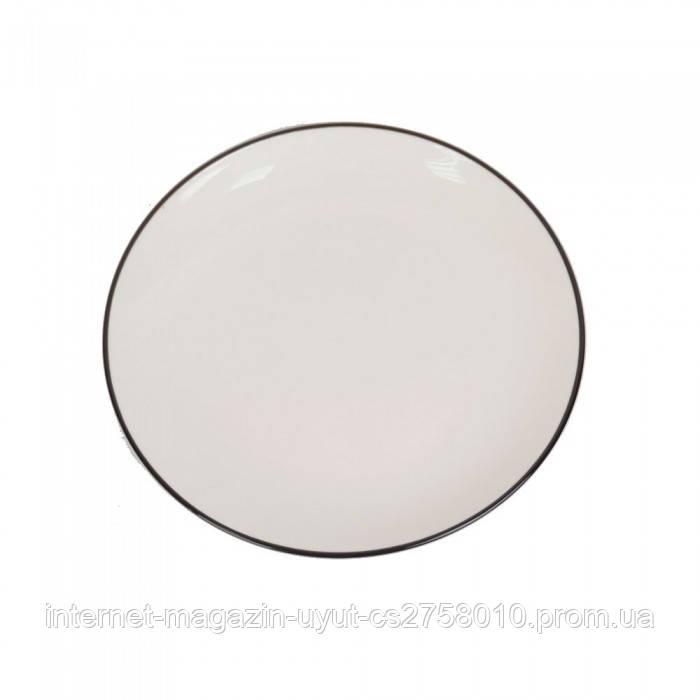 Тарелка обеденная 20 см NG310