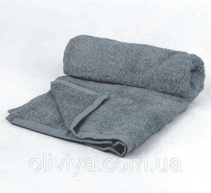 Полотенце для лица (темно-серое)