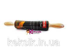 Скалка деревянная 33 см