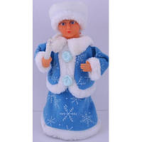 Музыкальная снегурочка  28 см