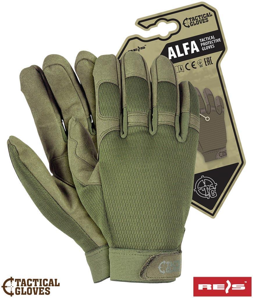 Перчатки тактические REIS Польша RTC-ALFA Z