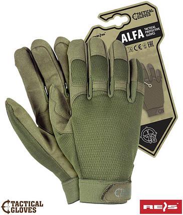 Перчатки тактические REIS Польша RTC-ALFA Z, фото 2