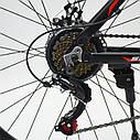 Велосипед BLAST S300 20″ (Черно - оранжевый) + бутылка для воды и спидометр, фото 2