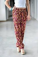 Яркие, стильные брюки Фиджи