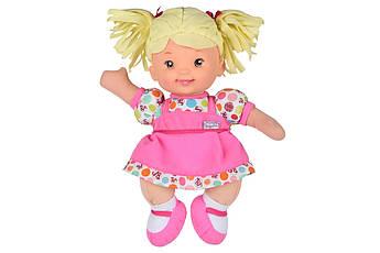 Кукла Baby's First Little Talker Учись говорить (блондинка)