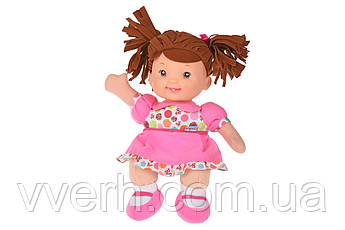 Кукла Baby's First Little Talker Учись говорить (брюнетка)