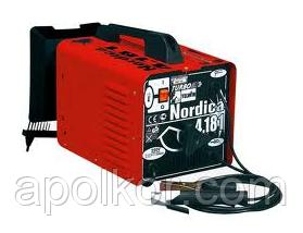 Сварочные трансформаторы telwin Nordica 4.181 TURBO (MMA)