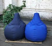 Кресло груша S (90*60см) для детей, Оксфорд, Электрик
