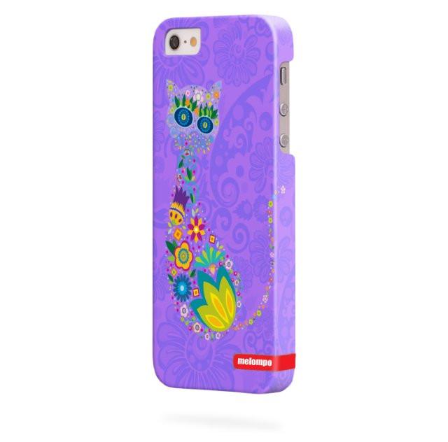 Чехол для iPhone 5/5s Кошечька V2