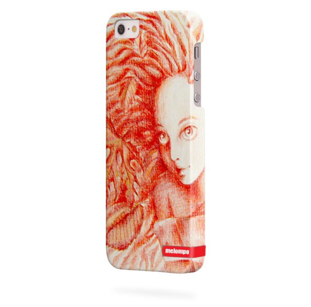 Чехол для iPhone 5/5s Осень