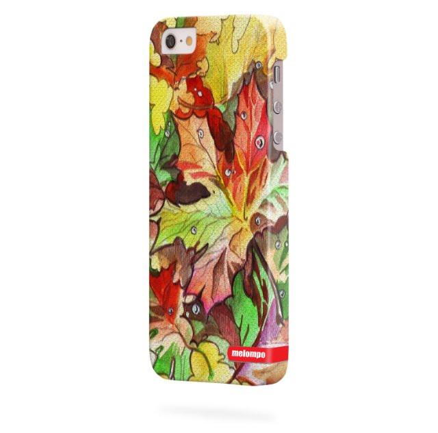 Чехол для iPhone 5/5s Листья
