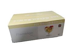 Набор креманок  270 мл 6 шт FLAMENGO для мороженого и десертов стеклянных UniGlass