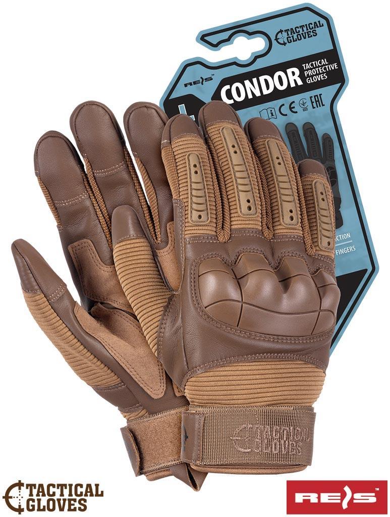 Тактические перчатки REIS Польша RTC-CONDOR COY