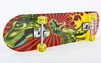Скейтборд в зборі (роликова дошка)HB160