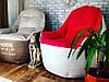 Кресло мешок, бескаркасное кресло, мягкий пуф, кресло BOSS ХХЛ, Производство, фото 5
