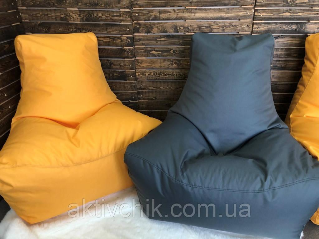 Кресло Босс Желтый