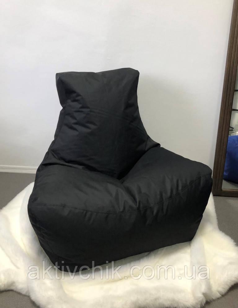 Кресло Босс Черный