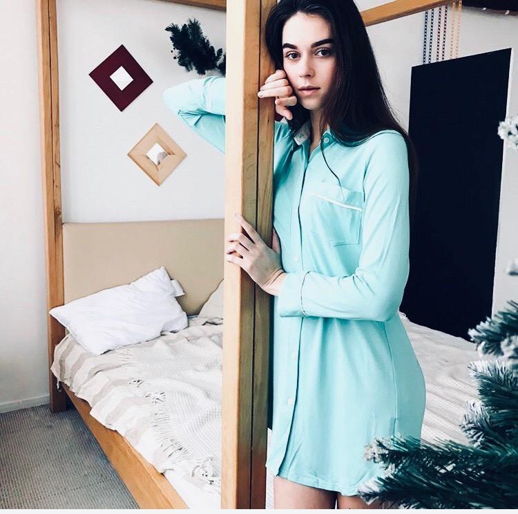 Платье домашнее женское MODENA DP103-2