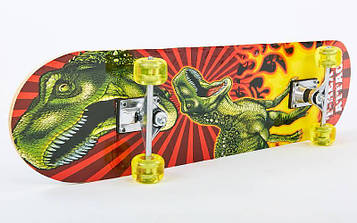 Скейтборд в сборе (роликовая доска)HB160