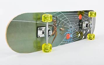 Скейтборд в сборе (роликовая доска)HB074