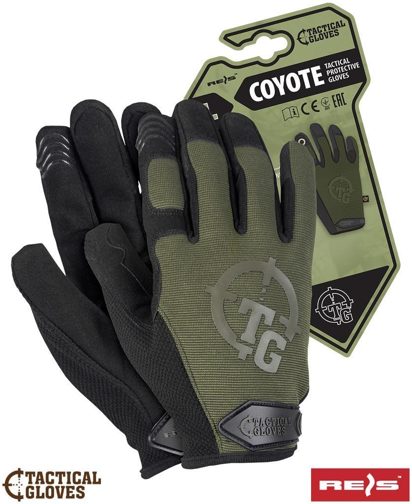 Тактические перчатки REIS Польша RTC-COYOTE Z