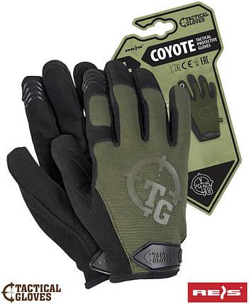 Тактические перчатки REIS Польша RTC-COYOTE Z, фото 2