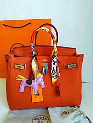 Женская сумка в стиле Hermes Birkin Эрмес Биркин