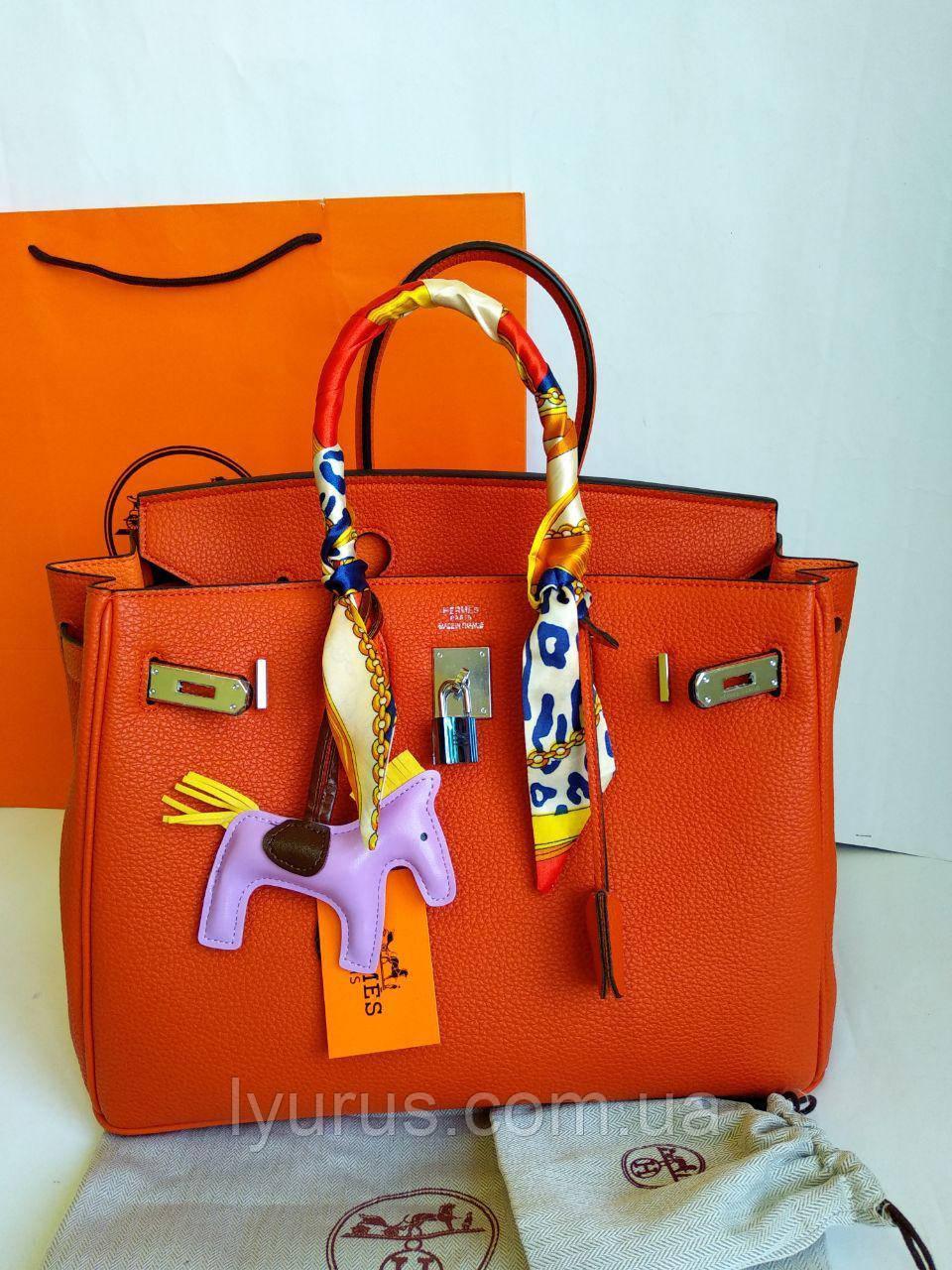 461cf58a1de5 Женская сумка в стиле Hermes Birkin Эрмес Биркин - Интернет магазин LyuRus  в Полтаве