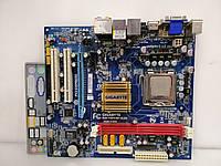 Материнская плата GIGABYTE GA-73PVM-S2H +E6400  S775/QUAD DDR2, фото 1