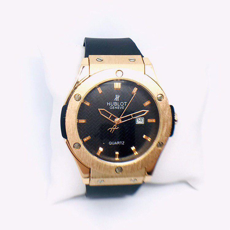 Часы наручные мужские Hublot Quartz (Хаблот Кварц)