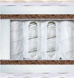 Матрас Матролюкс Diligence-Дилижанс двусторонний зима/лето, фото 2