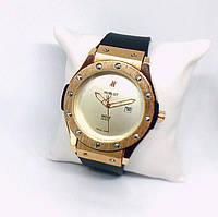 Часы наручные мужские Hublot Quartz 35 (Хаблот Кварц 35)