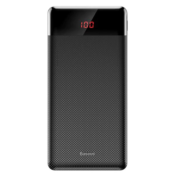 Внешний аккумулятор PowerBank Baseus Mini Cu Digital Display 10000 mAh