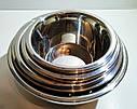 Набор стальных  мисок 5 штук GA Dynasty 24030, фото 3