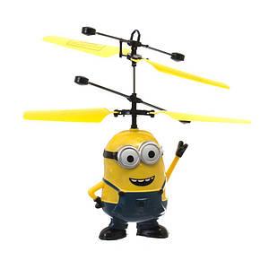 Летающая игрушка оптом миньон