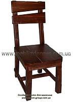 Стулья деревянные для паба бара кафе; состаренная мебель