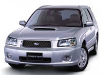 Стекла лобовое, заднее, боковые для Subaru Forester (Внедорожник) (2002-2007), фото 1