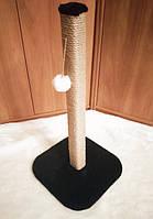 Когтеточка для кошек 70 см. (Черного цвета), фото 1