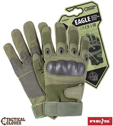 Тактические перчатки REIS Польша RTC-EAGLE Z, фото 2
