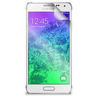 Защитная пленка для Samsung Galaxy Alpha S5 G850 - Celebrity Premium (clear), глянцевая