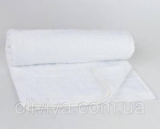 Полотенце для бани (белое), фото 2