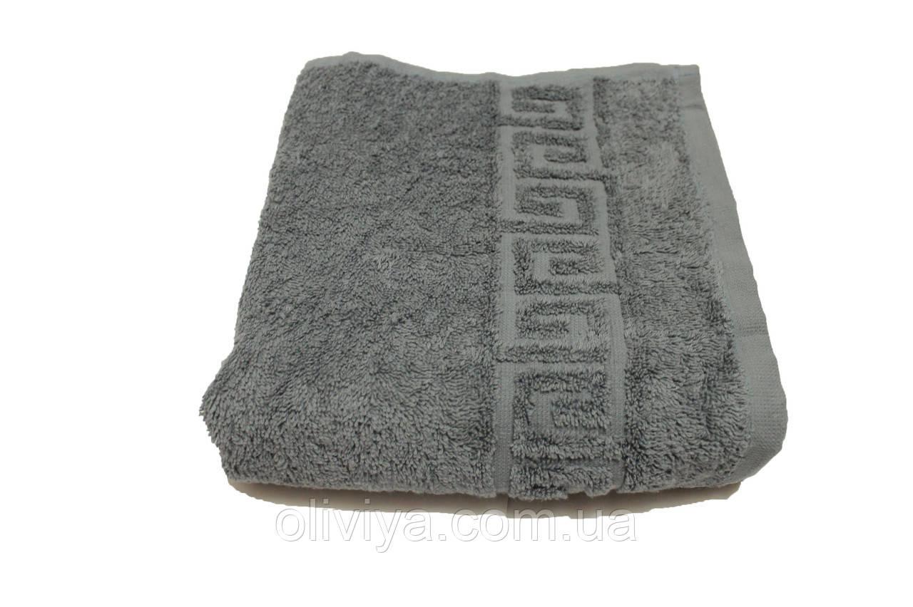 Полотенце для сауны/пляжа (темно-серое)