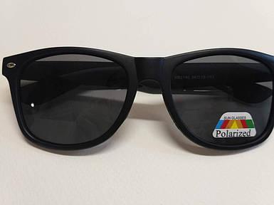 Матовые мужские очки с поляризацией